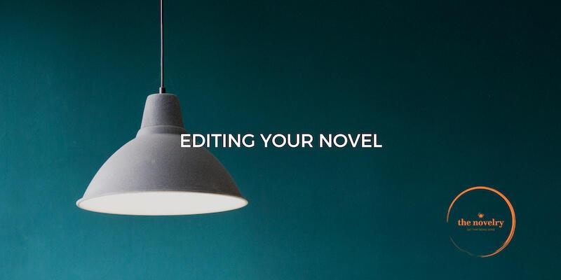 edit your novel