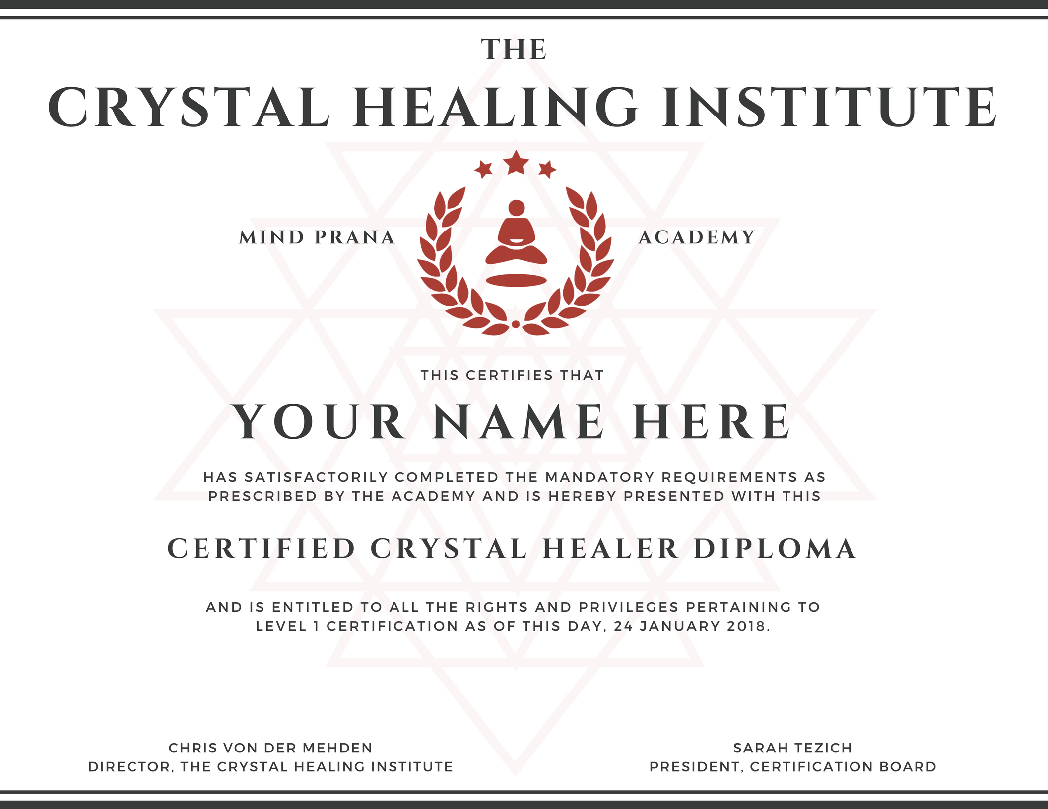 Change Your Life And The World With Crystals