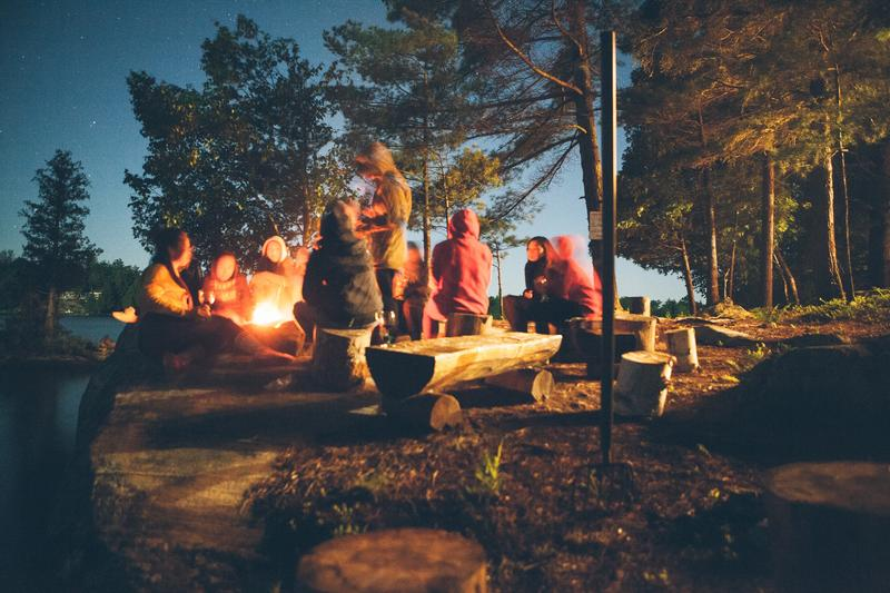 The Campfire With Kirk Cameron