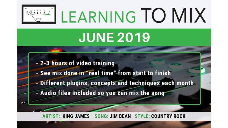 Learning To Mix Courses