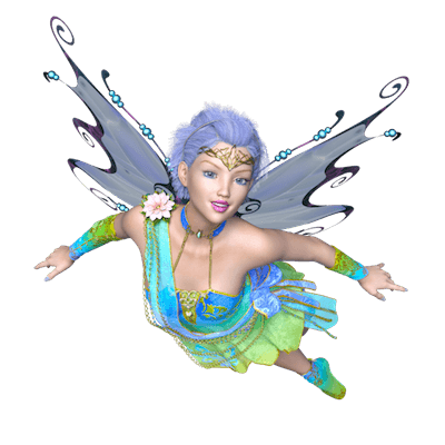 Find Happiness with the Fairies   Saratoga Ocean