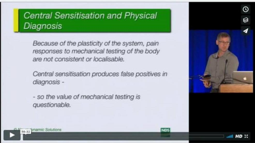 Applications Of Pain Science Continuing Education