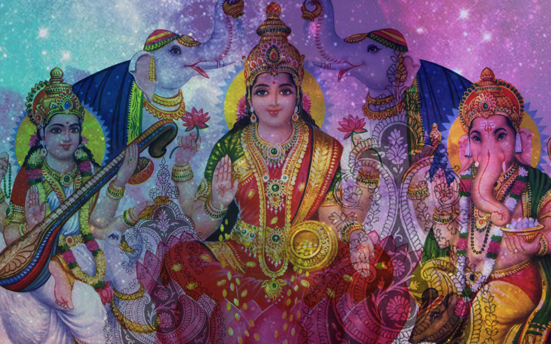 Lakshmi: Four Paths to Abundance