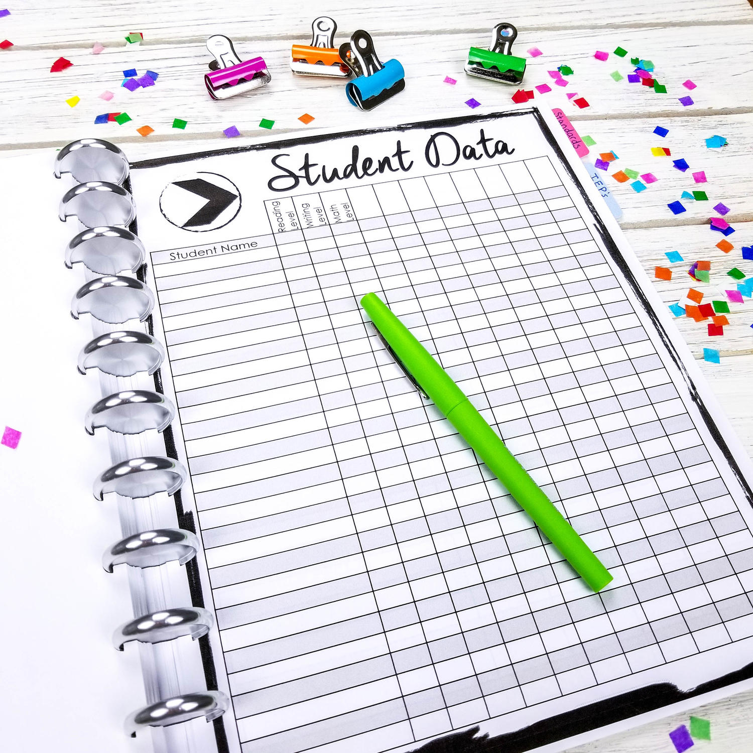 Join the One Stop Teacher Planner Club!