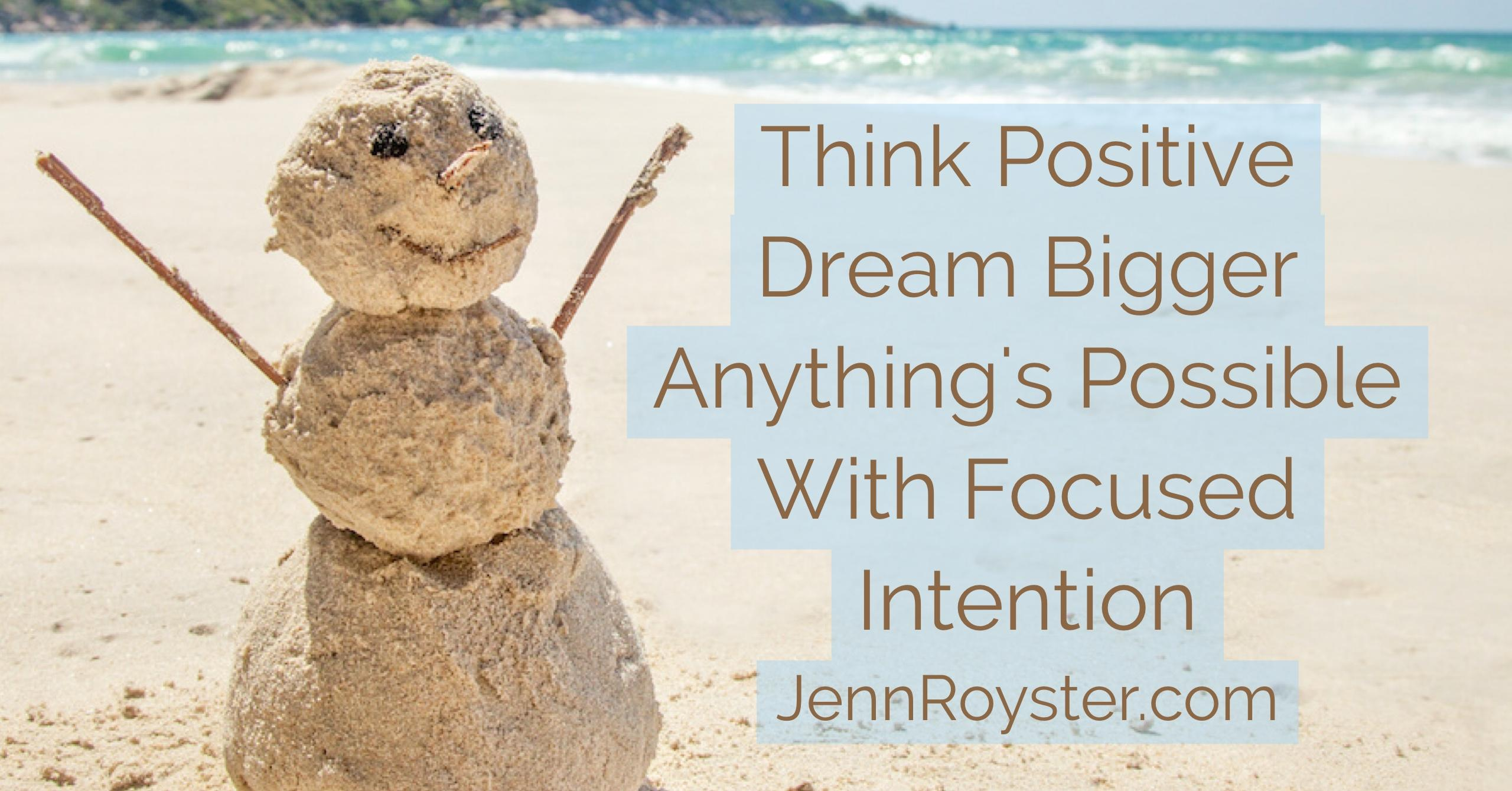 Energy Reflections and Manifesting - The Jenn Royster Show
