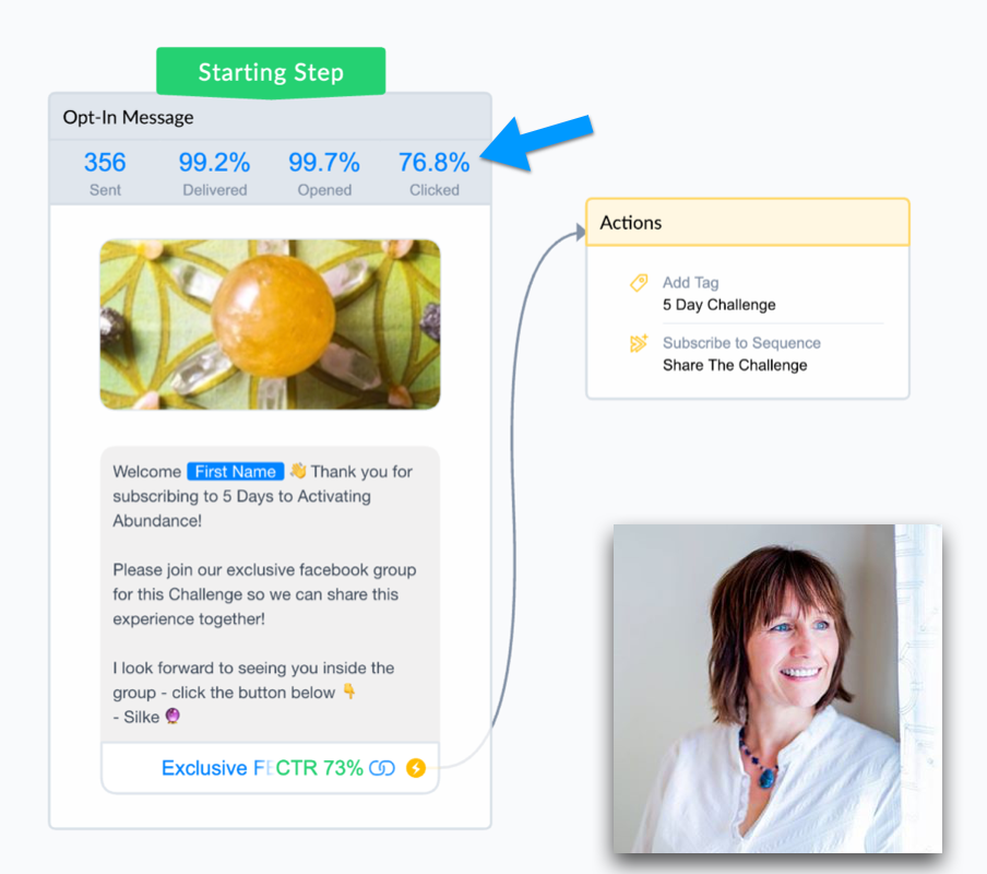 Messenger Bot Secrets - Enroll