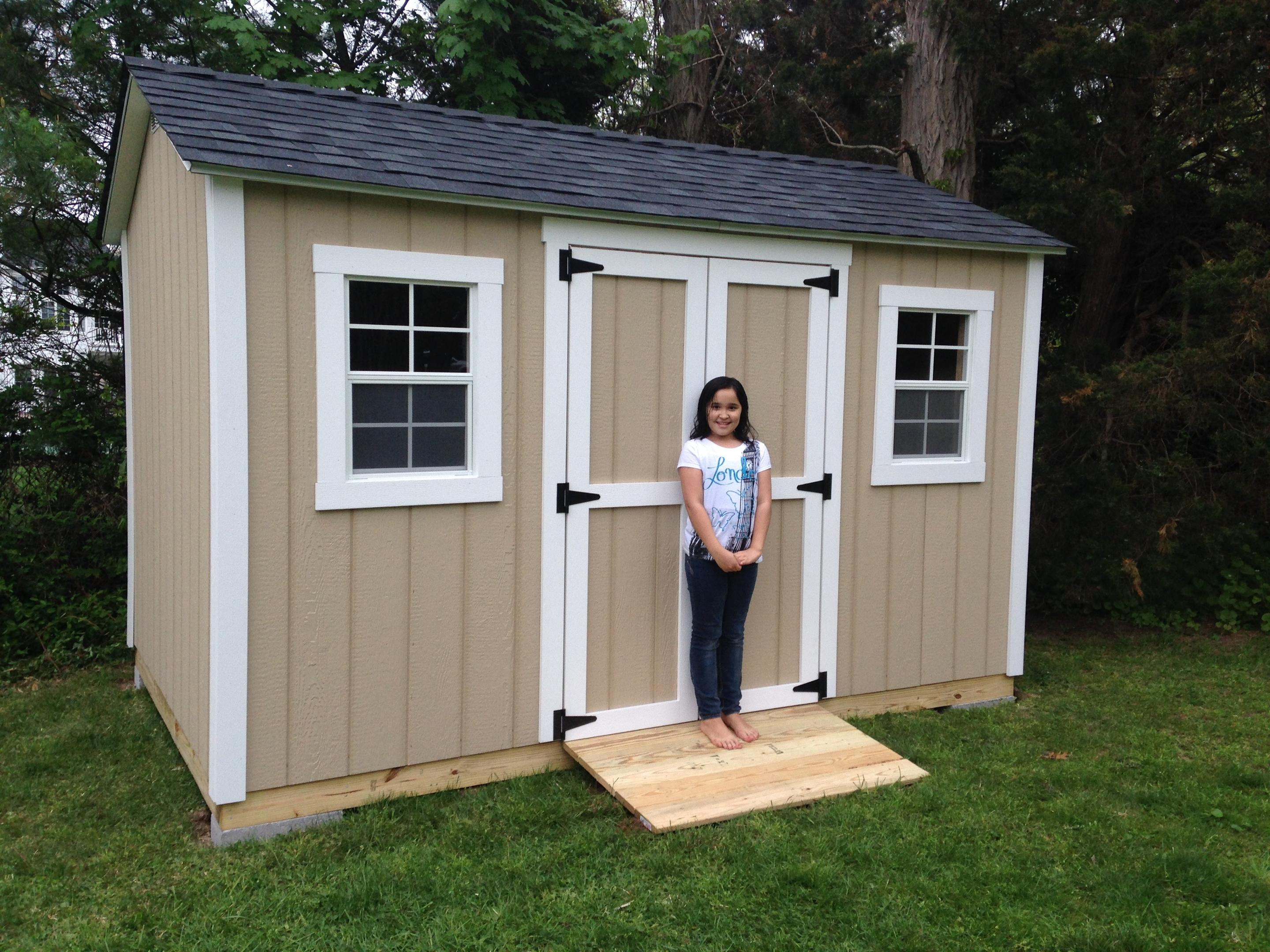 Shed Building Business