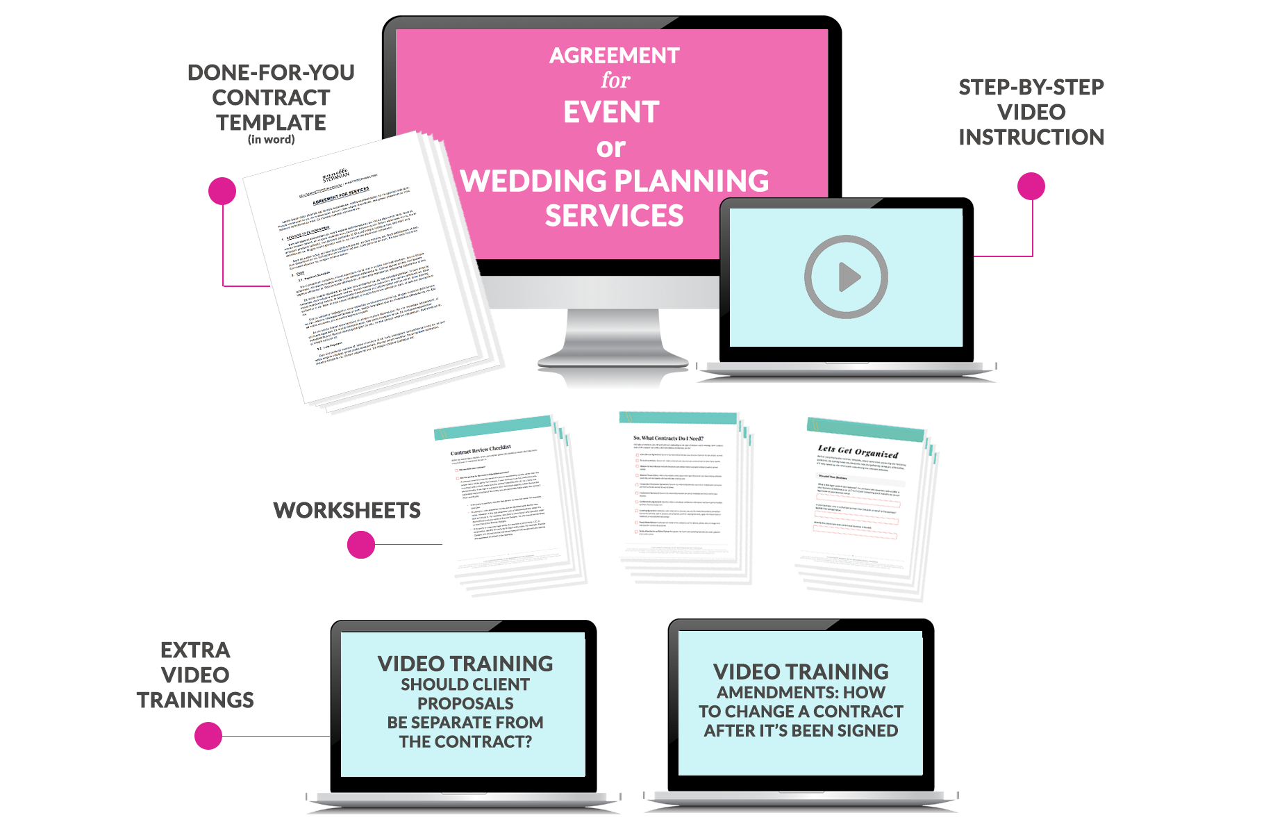 Agreement For Event And Wedding Planning Services Contract Template