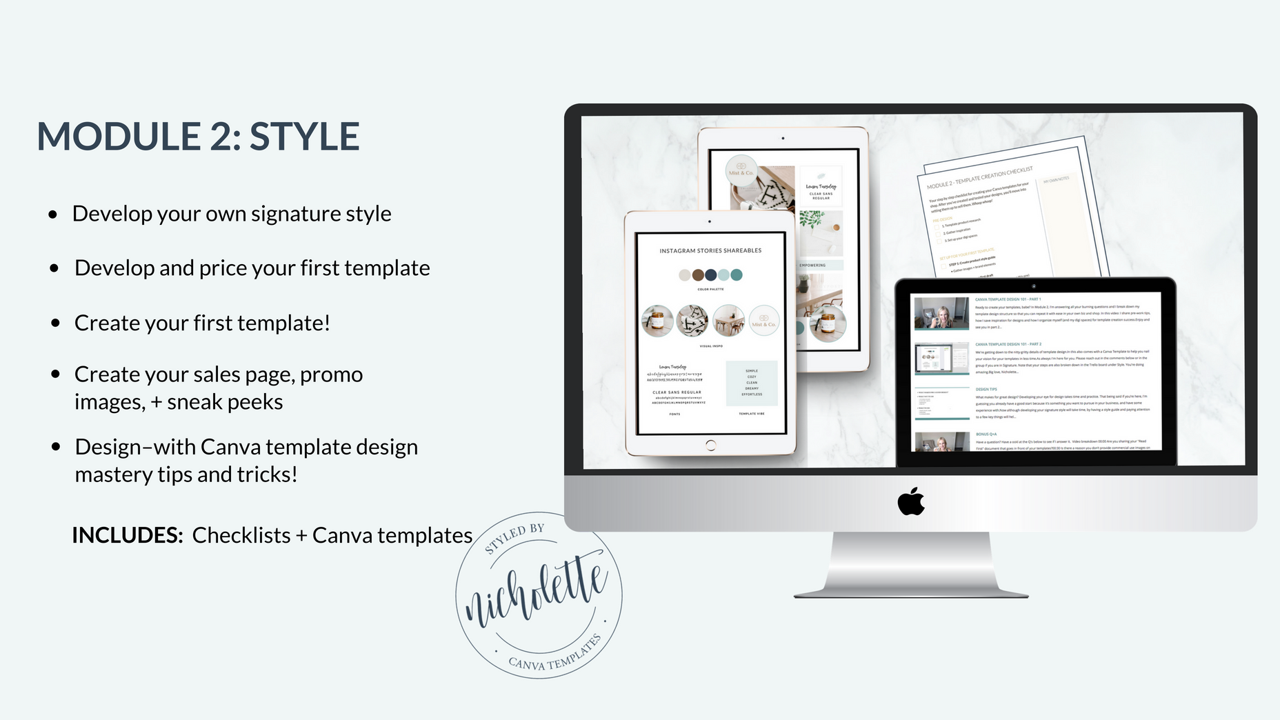 The Canva Template Lab