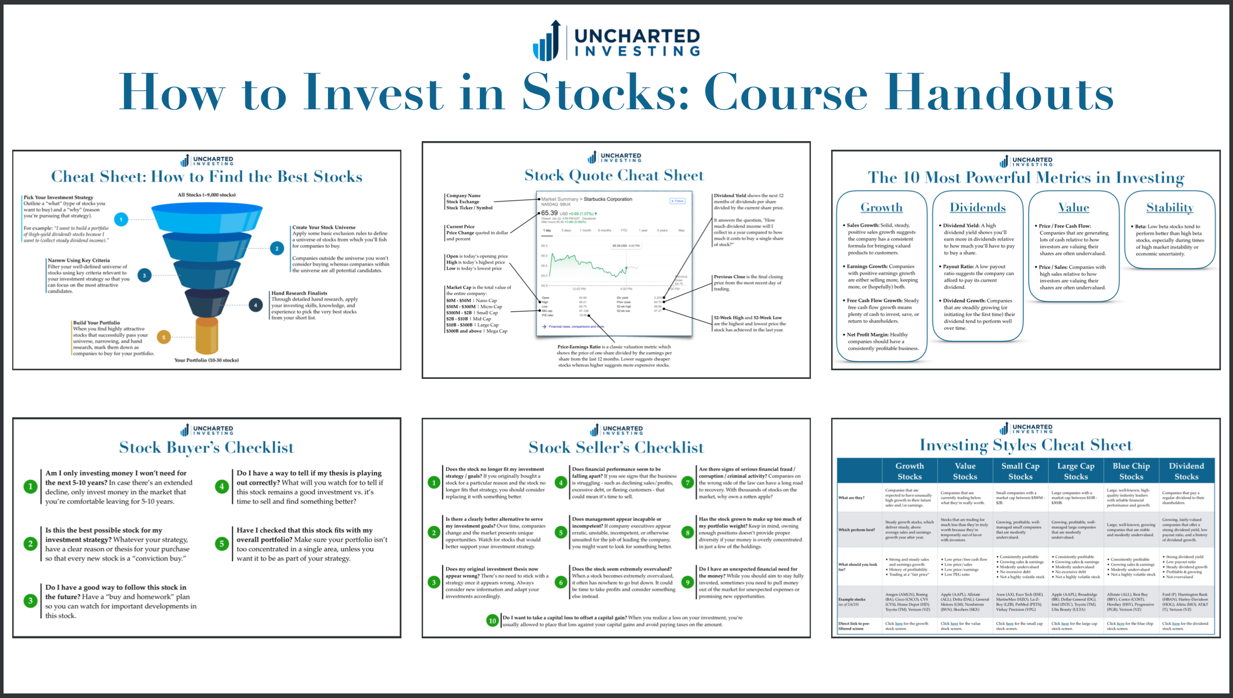 Free Course: How to Invest in Stocks, Make Money, and Avoid Mistakes