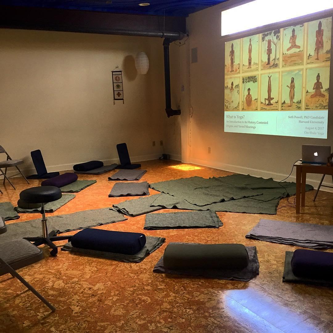 Yogic Studies About