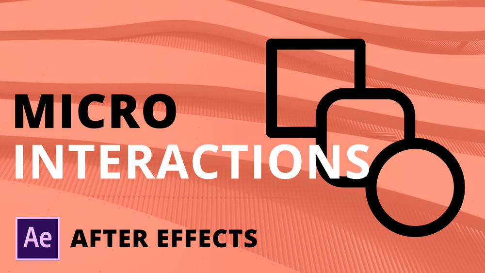 Micro-interactions UI Animation course
