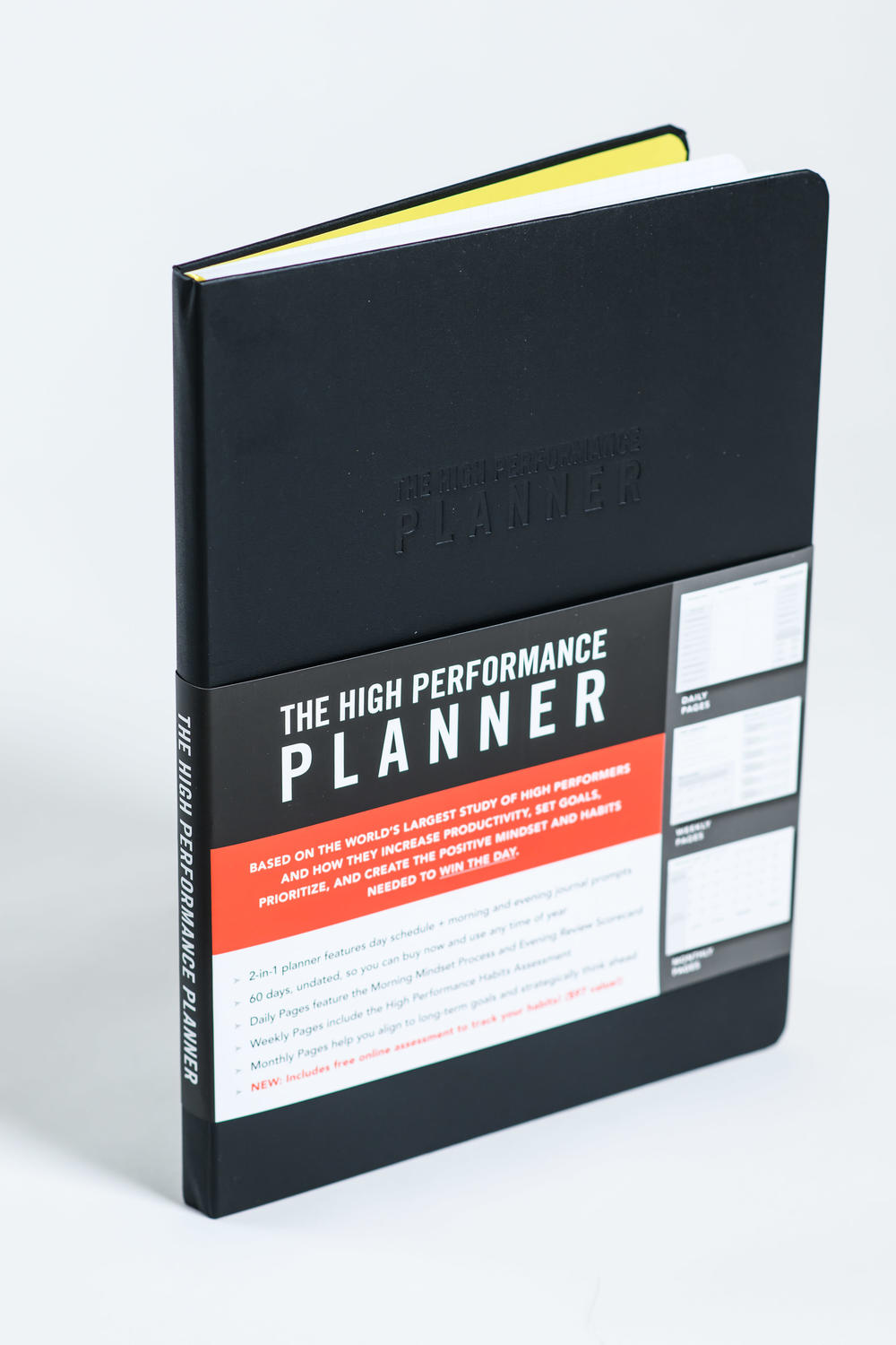 Monthly Desk Planner Organise Tasks Priorities Meetings Notes A4 60 Pages