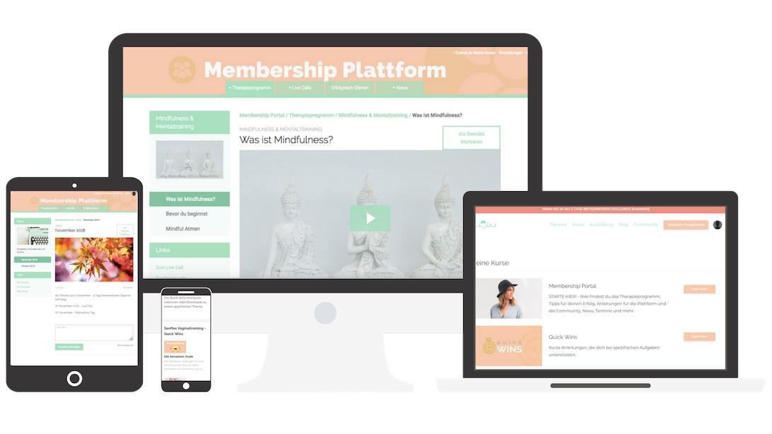 Online-Zentrum für die Behandlung von Vaginismus und Vulvodynie
