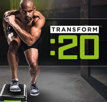 Transform:20 Challenge Groups with Shaun T