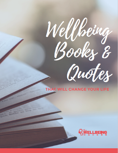22 Wellbeing Books Quotes That Will Change Your Life