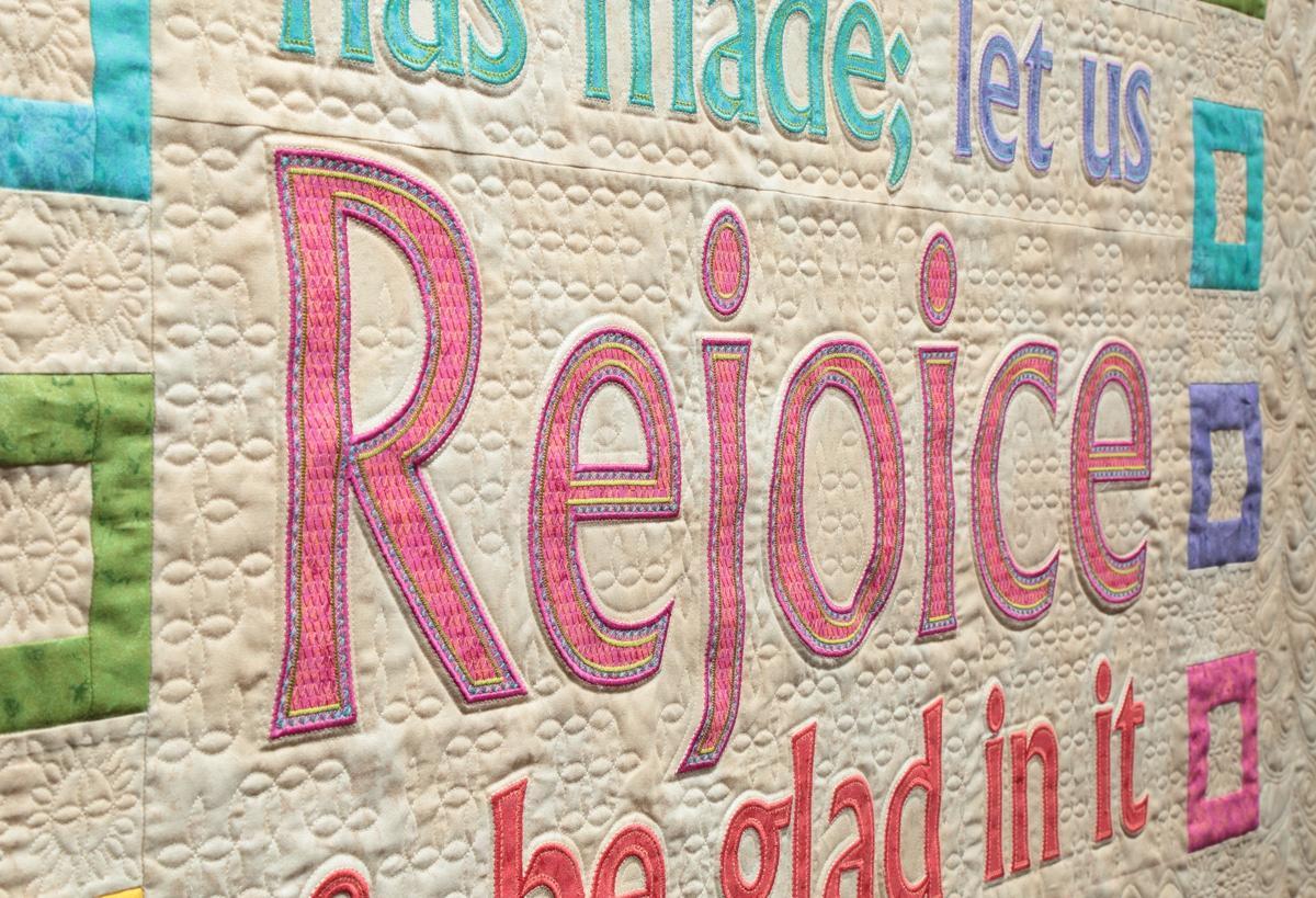 Rejoice! appliqué & quilting collection