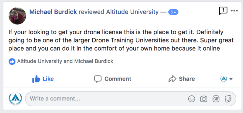 Altitude University I Drone Pilot Training I Start Flying Today!