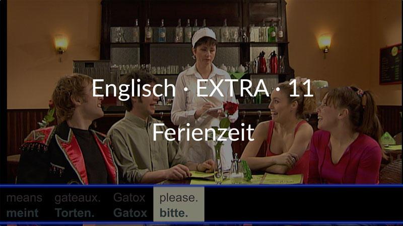 Eine andere seite kennenlernen englisch