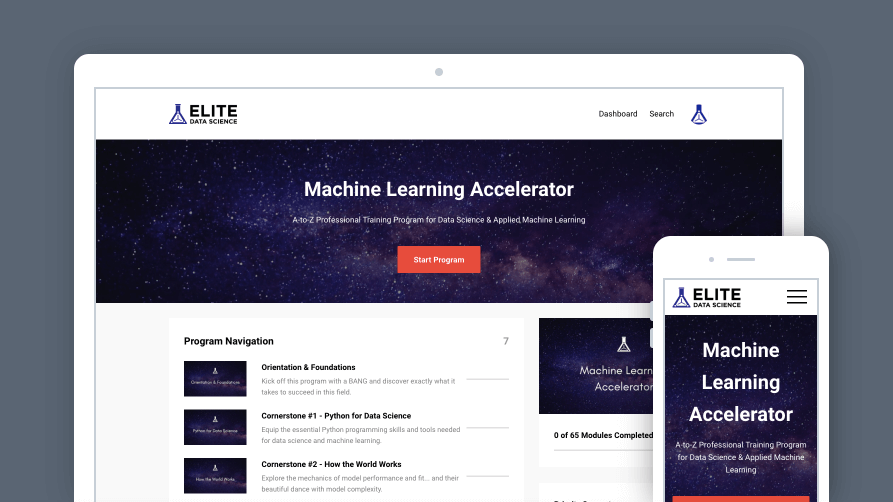 Machine Learning Accelerator