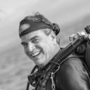 Michael Puz, Airline training captain, Recreational Diving Instructor, Rebreather diver.