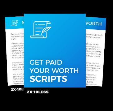 Hidden profits referral script