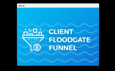 Flood Gate Funnel