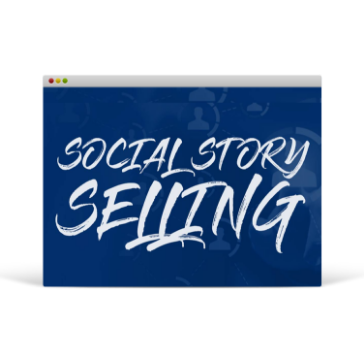Social media selling system