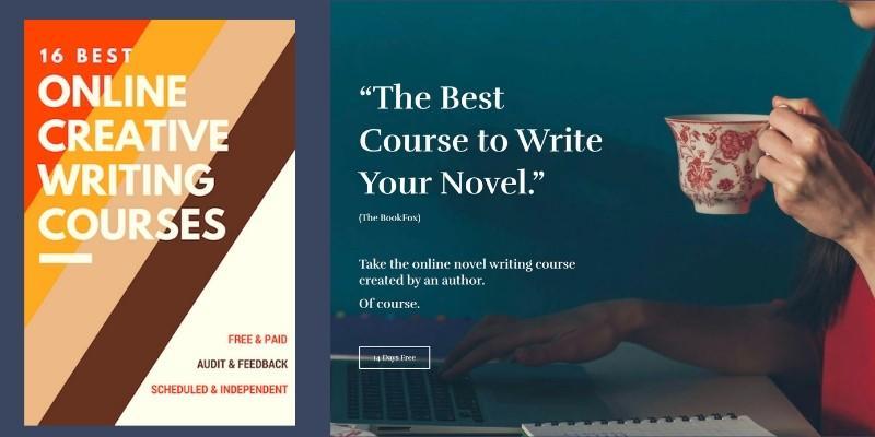 Write a book online plot