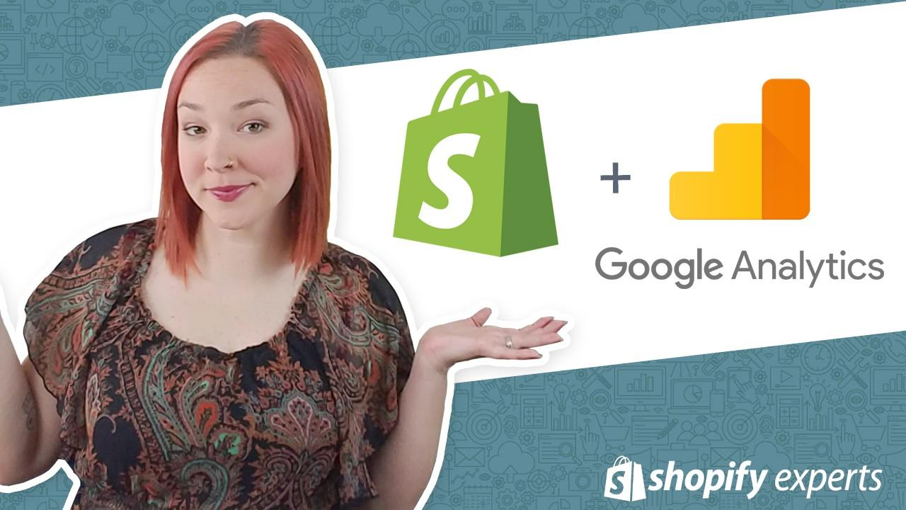 How to Add Google Analytics to Shopify (2019)