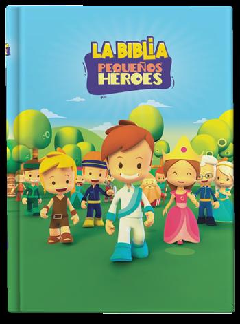 Biblia Pequeños Héroes