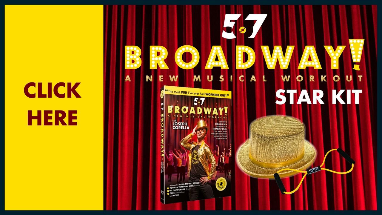 567BROADWAY! A New Musical Workout