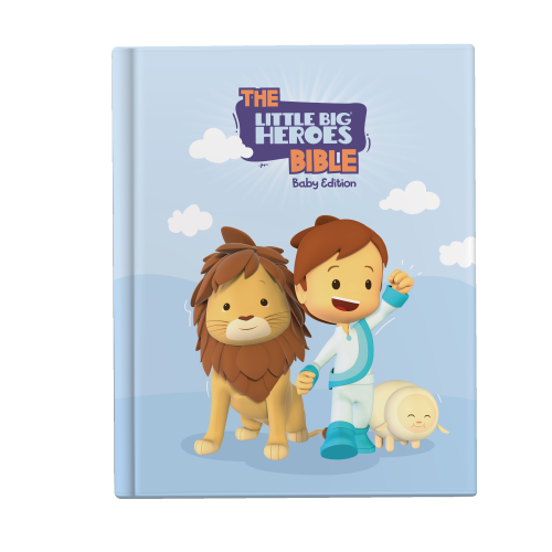The Little Big Heroes Bible: Baby Edition