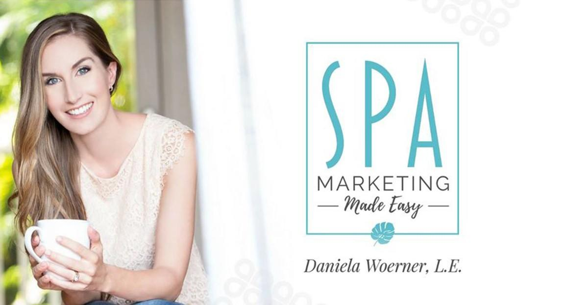 Spa Marketing<br>Made Easy
