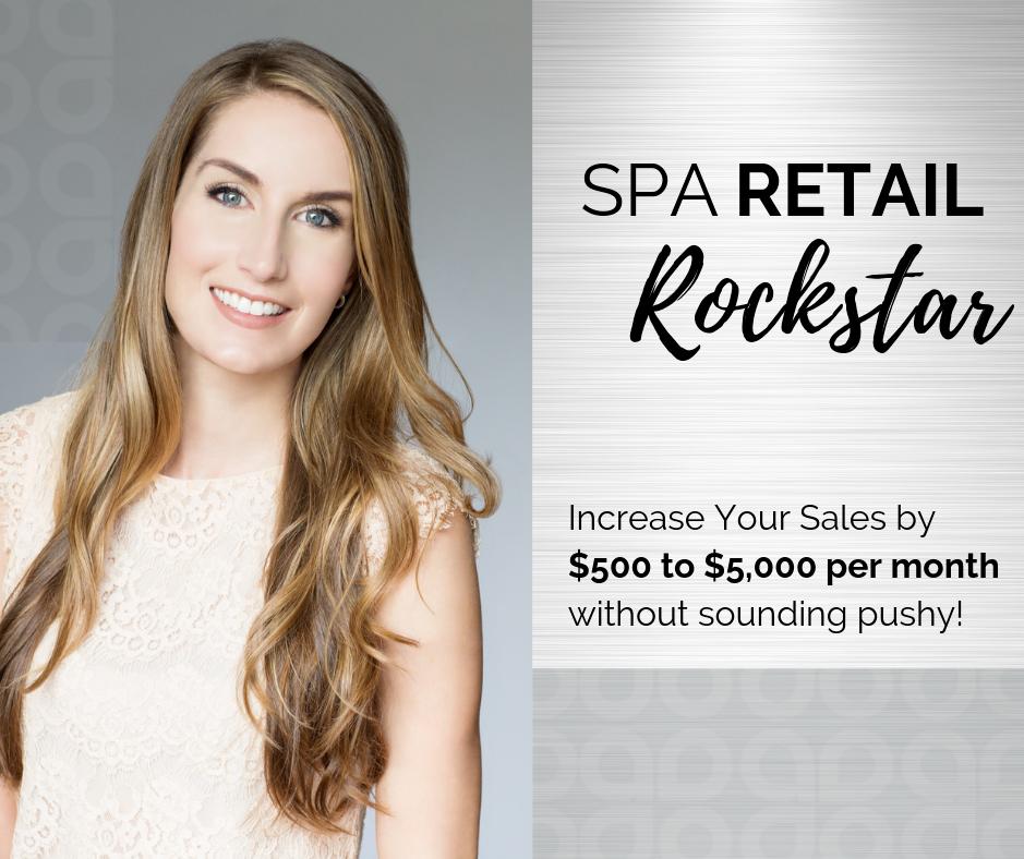 Spa Retail Rockstar
