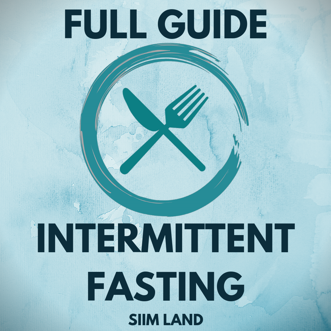 Weight Loss Plateau Try The Matador Intermittent Fasting Diet Siim Land
