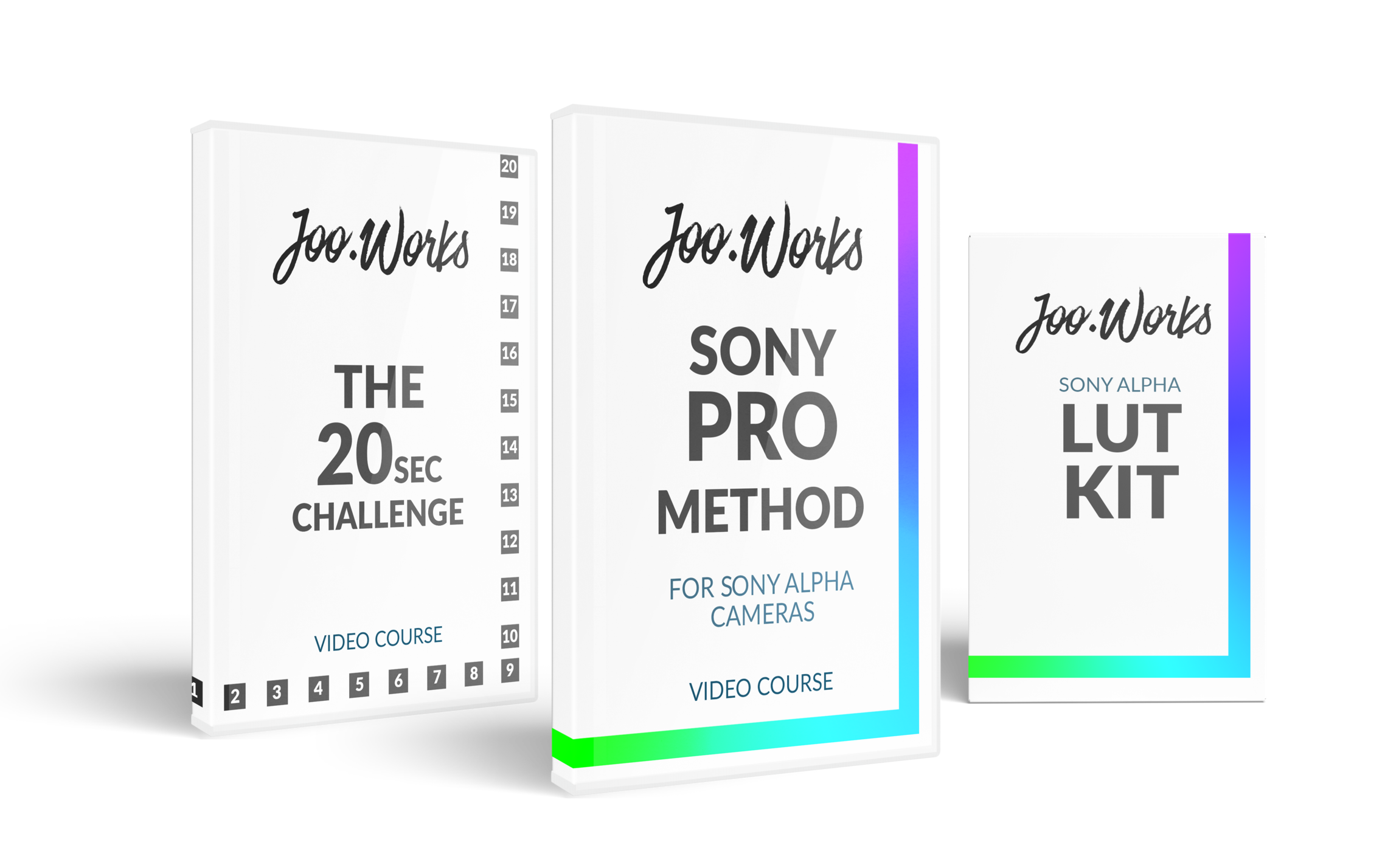 The Sony Pro Method