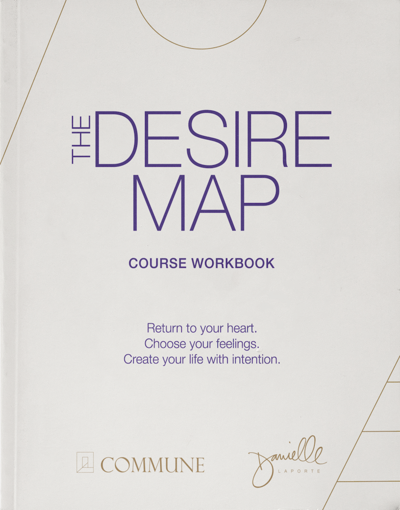 The Desire Map Course with Danielle LaPorte on